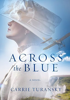 GIVEAWAY! Across the Blue by Carrie Turansky