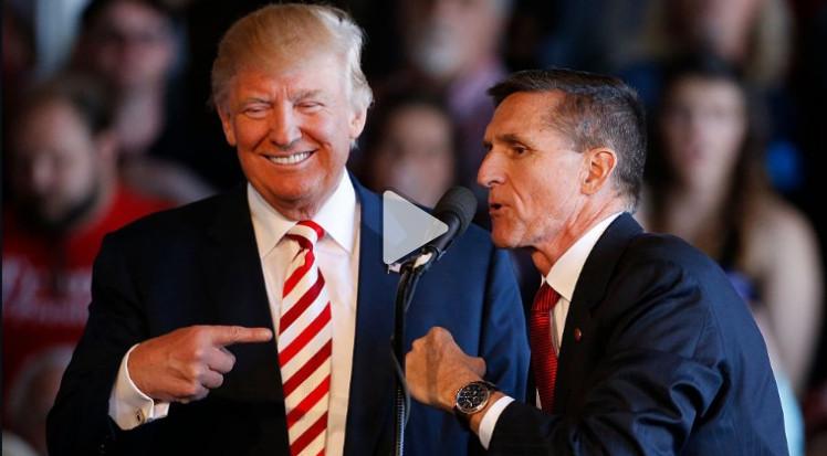 aljihawia 24 - Critics react to Trump's tweet on firing Flynn
