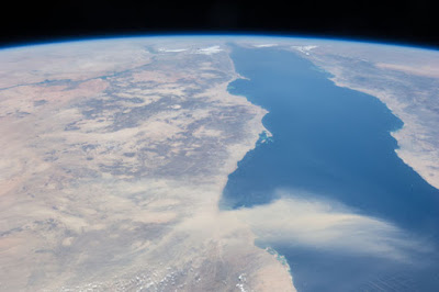 Secular researchers attempt to explain the miraculous Red Sea crossing by the Israelites through scientific means