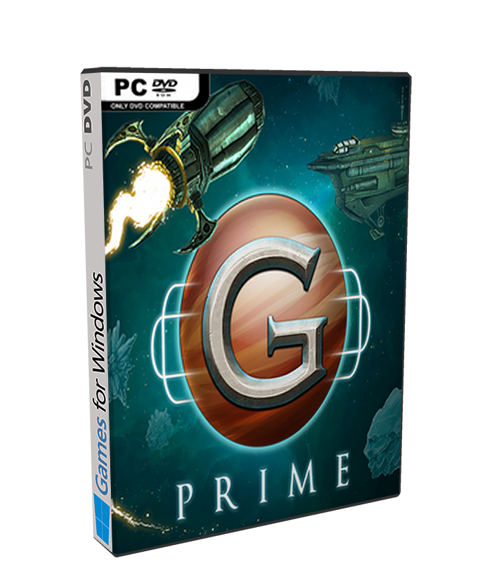 G Prime Into The Rain poster box cover
