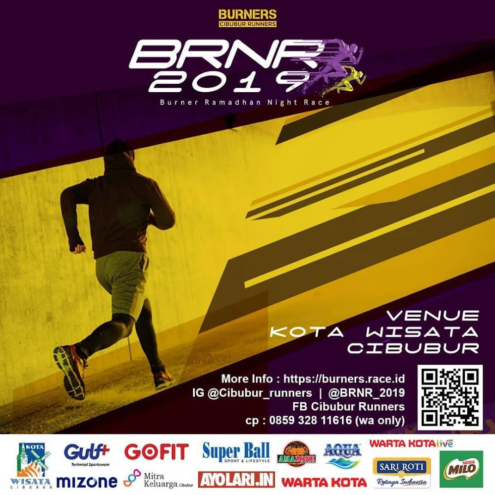 Burners Ramadhan Night Race • 2019
