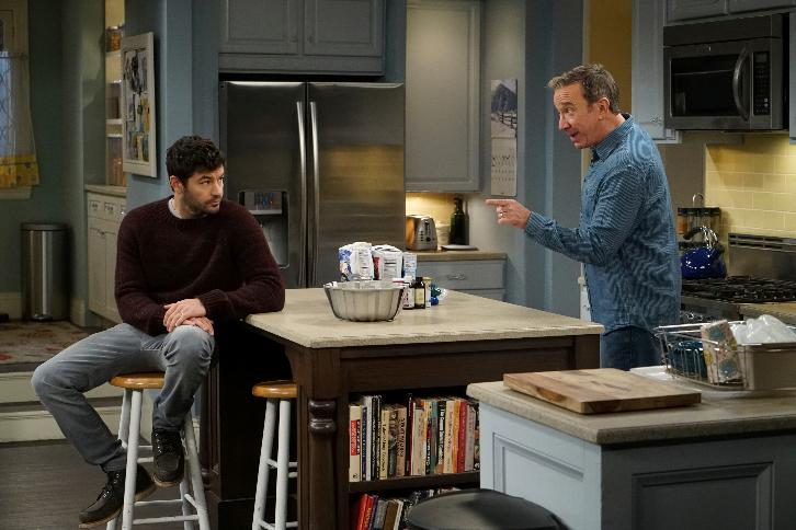 Last Man Standing - Episode 6.15 - The Fixer - Promotional Photos & Press Release