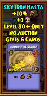 Wizard101 Aquila Ares Drop