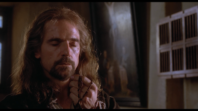 movie The Man in the Iron Mask - Jeremy Irons as Aramis