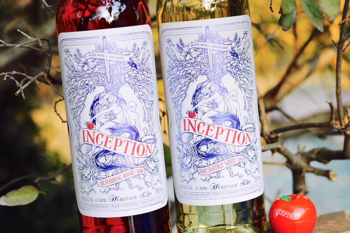 Inception Blushing Rosé
