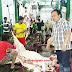 Sidak RPH Bailang, Bororing Jamin Daging Sapi di Sulut Aman