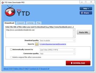 YTD Video Downloader Pro 5.9.9.1 Multilingual Full Version