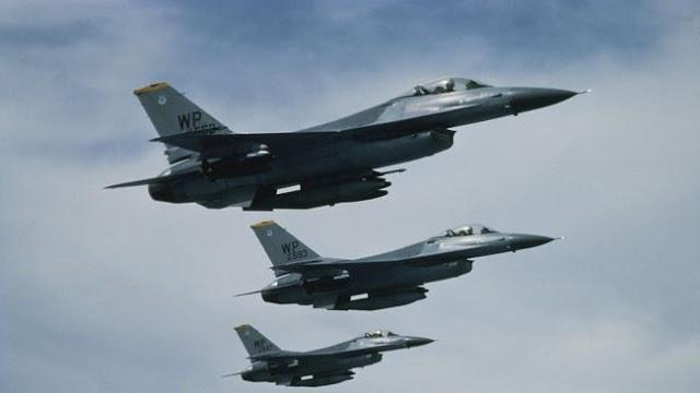 Jet Tempur Menghalangi Pesawat Prabowo
