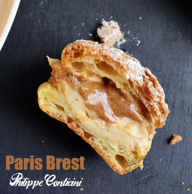 paris brest au praliné