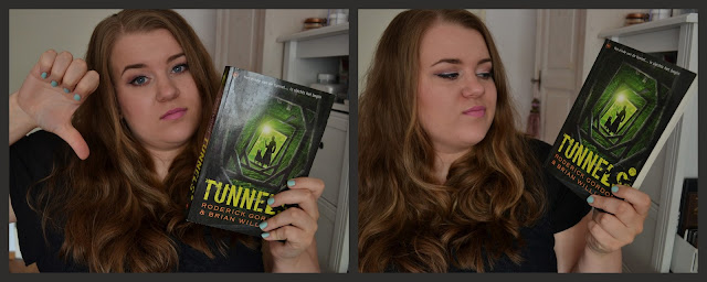 Verwonderend Books With A Beauty Chick: Recensie: Roderick Gordon & Brian ZE-02