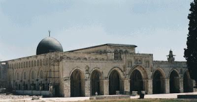 سبب تسمية المسجد الأقصى