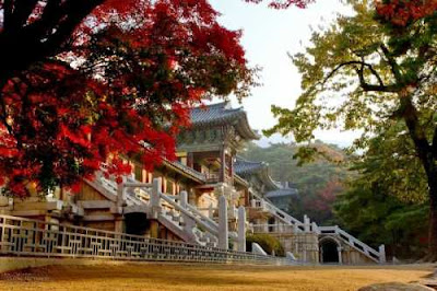 UNESCO heritage tour South Korea