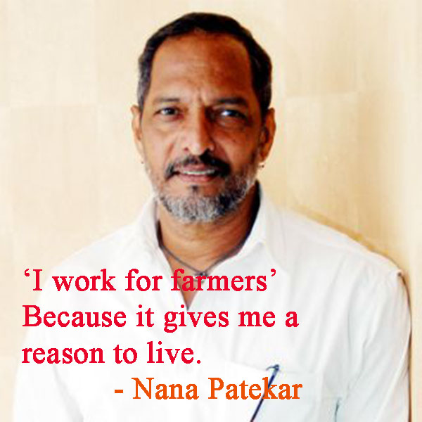 Nana Patekar quotes and sayings