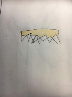 切り絵の線をまっすぐ揃えて綺麗に見せるための切る順番のポイント