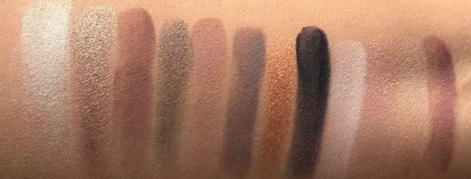 Review & Swatches: Kevyn Aucoin NudePop Pro Eyeshadow Palette