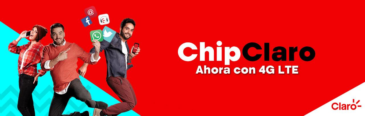 Chip Tienda Claro Perú