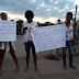Cansados, moradores realizam manifestação em Simões Filho