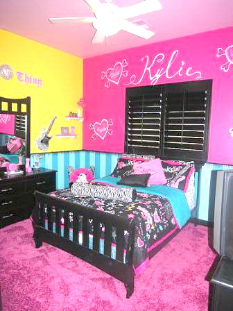 Girls Bedroom Paint Ideas Magnificent Paint Colors For Girl Bedrooms  Laptoptablets Design Inspiration