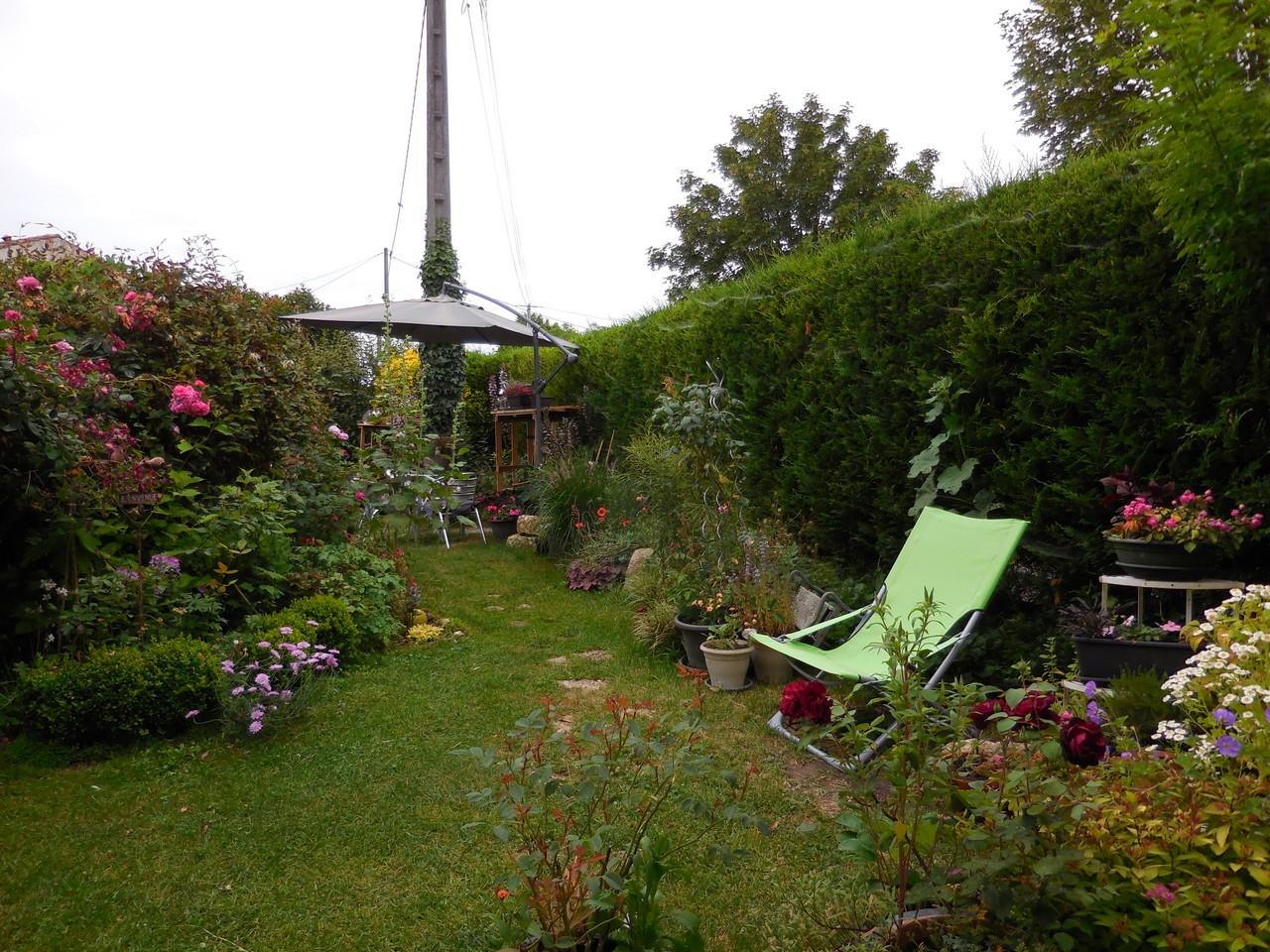 Cagouille 39 s garden juste quelques photos du jardin - Petit jardin culinary arts tours ...