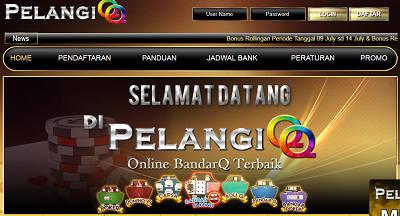Pelangiqqasia.com Situs BandarQ dan BandarQ Online Terbaik & terpercaya di Indonesia