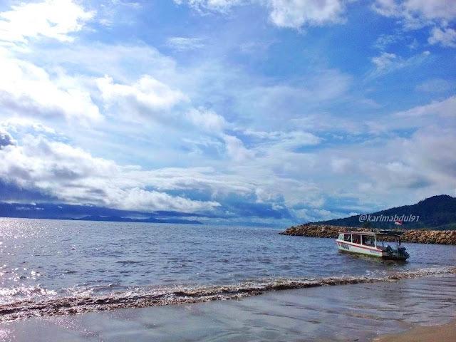 Pantai Bosur, Sebuah Pesona Keindahan di Pesisir Tapanuli Tengah