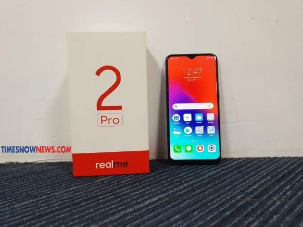 2b618e5d0603 Realme 2 Pro has seen a huge success in India and the new entrant in the  Indian smartphone industry has launched a handful of devices in this year  itself ...