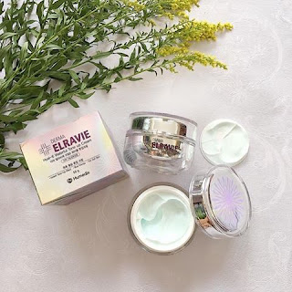 Cách dùng kem Elravie hàn quốc