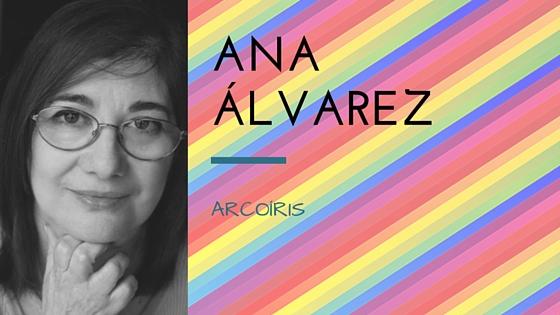 Ana Álvarez presenta Arcoíris