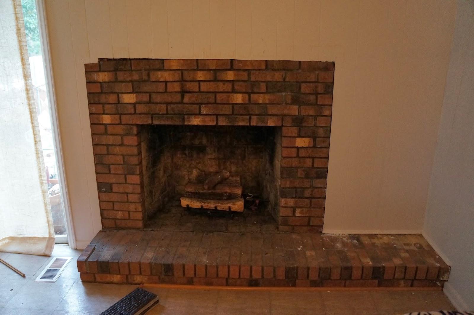 Interior Decoration Fireplace