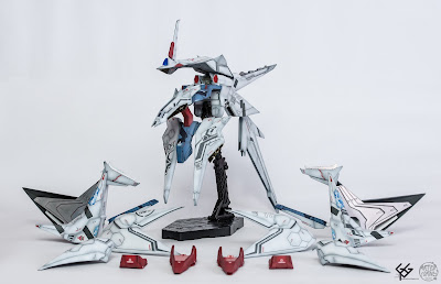 [Photoshoot][Project] Model Comprehend 1/144 RX-104FF Penelope Gundam Extra