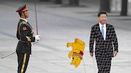 Winnie was kidnapped!