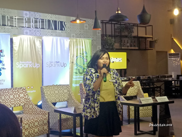 Pola Del Monte - Multimedia Editor of SparkUp