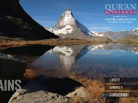 Benarkah Gunung Itu Bergerak ? Seperti Yang Dijelaskan Dalam Al Quran
