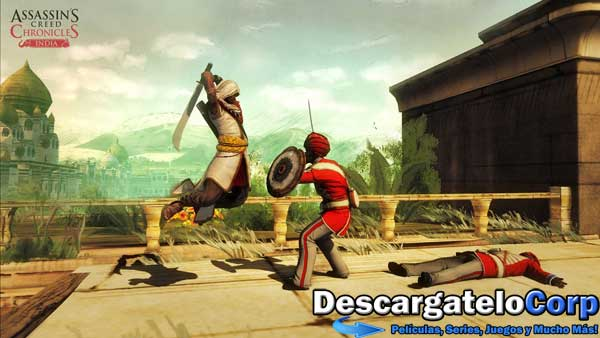 Assassins Creed Chronicles India Español Juego PC