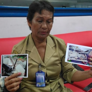 Tragis, Diusir dan Dianiaya Ibu Guru Ini Belum Juga Menemukan Keadilan