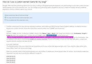 tk custom domain