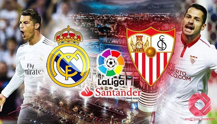 Ver Real Madrid vs Sevilla FC En Vivo