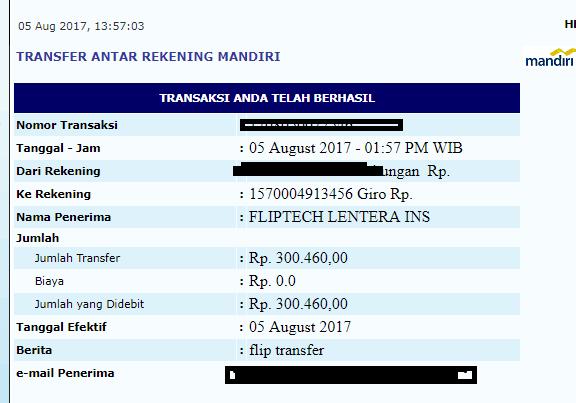 bank bebas biaya administrafi transfer antar bank