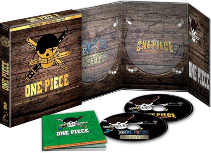 One Piece: Las películas #2 BD