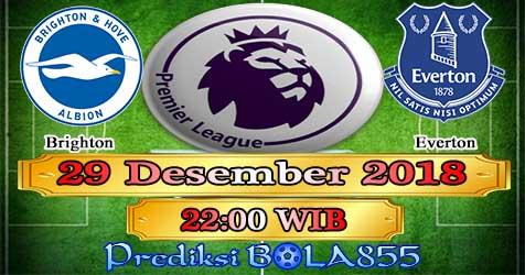 Prediksi Bola855 Brighton vs Everton 29 Desember 2018