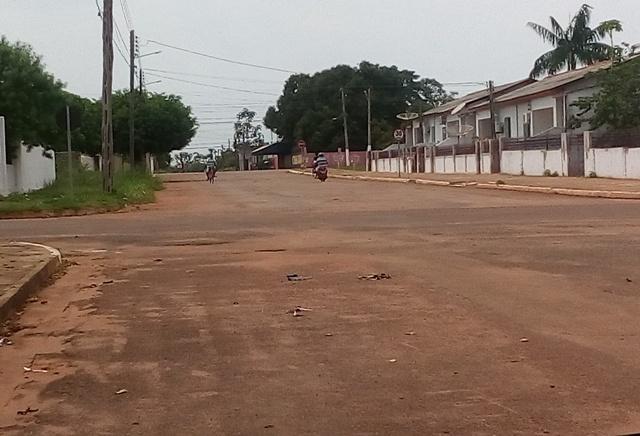 Falso policial dá fuga a ladrões em Guajará-Mirim