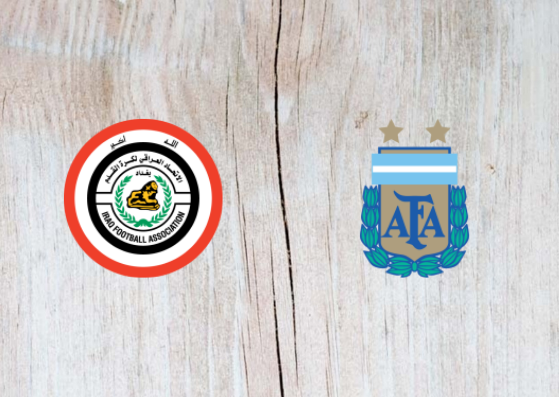 Argentina vs Iraq Full Match & Highlights 11 October 2018
