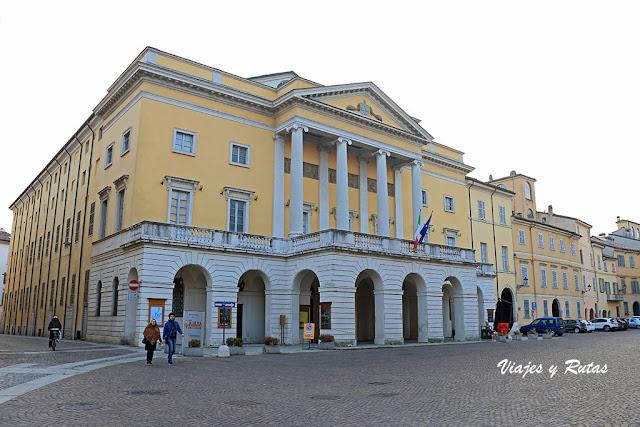 Teatro Municipal de Piacenza