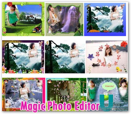magic photo editor full version with key
