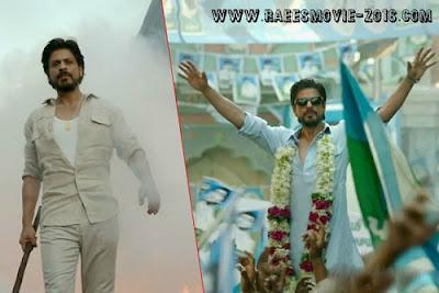 """Bollywood upcoming movie """"Raees"""" news."""