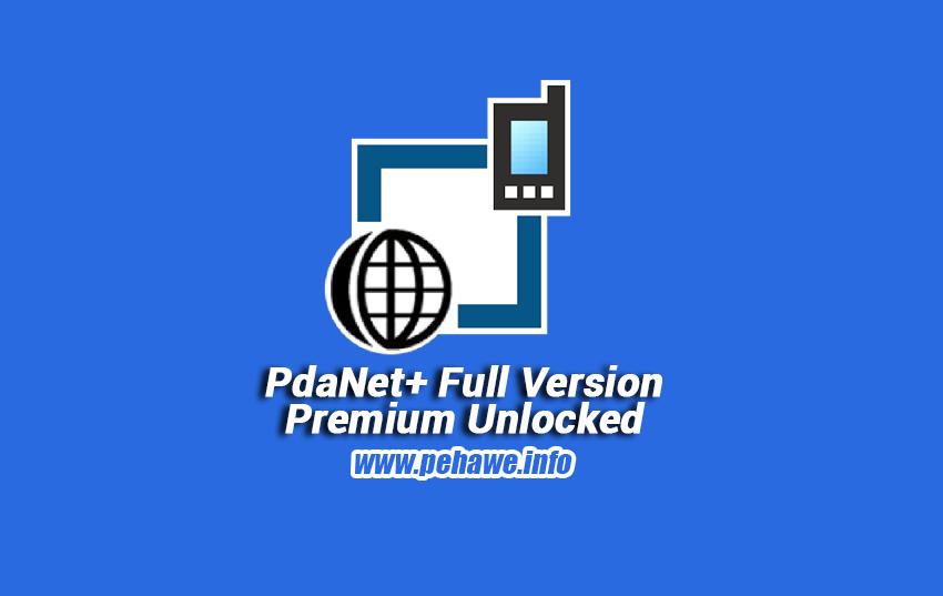 PdaNet+ Full Version Premium Unlocked