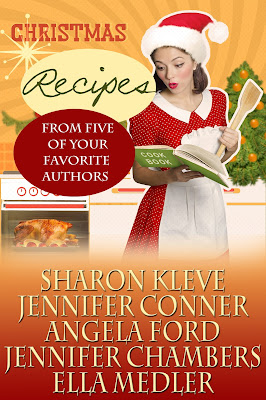 https://www.amazon.com/Christmas-Recipes-Five-Favorite-Authors-ebook/dp/B0764FRP51/ref=sr_1_7?s=books&ie=UTF8&qid=1507220256&sr=1-7&keywords=sharon+kleve