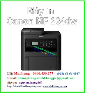Máy in canon model 2019 Canon 264dw giá rẻ