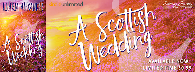 New Release: A Scottish Wedding by Hilario Alexander