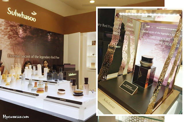Sulwhasoo-Counter; Sogo; Central-Park; Sulwhasoo-korea; counter-sulwhasoo; sulwhasoo-jakarta; skincare-korea; beauty-blogger; blogger-review; review-sulwhasoo